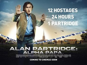 Alan Partridge: Alpha Papa (StudioCanal - 2013)