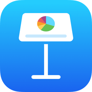 Keynote (presentation software)