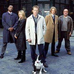 The main cast of Keen Eddie