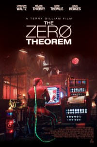 Poster for 2014 sci-fi film The Zero Theorem