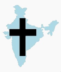 The christianising of India starts in Tamil Nadu