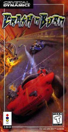 Crash N Burn 1993 Video Game Wikipedia