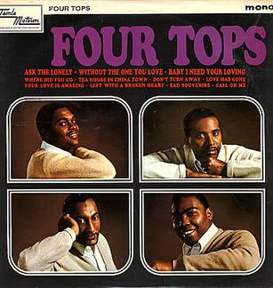 Four Tops (album)