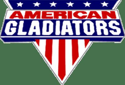 American Gladiators Logo Game Show Television