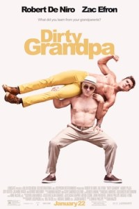 Poster for 2016 comedy Dirty Grandpa