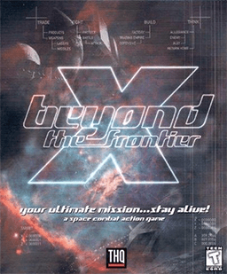 X Beyond The Frontier Wikipedia