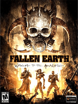Fallen Earth Box Art September 2009