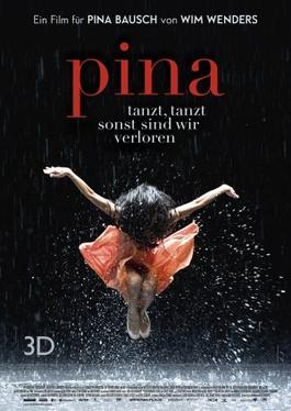 Poster for film Pina