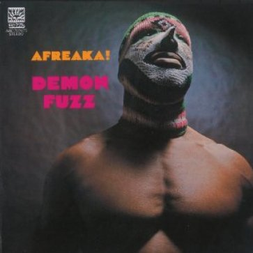 demon fuzz afreaka cover