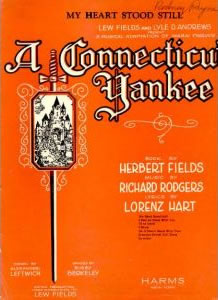 A Connecticut Yankee (musical)