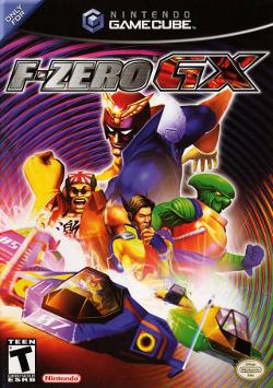 F-Zero GX (Nintendo - 2003)
