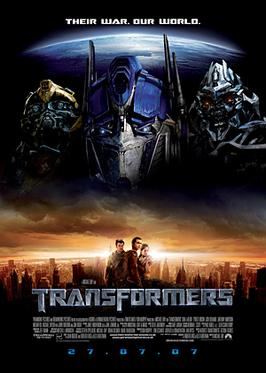Transformers (Paramount Pictures - 2007)