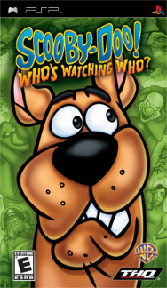 Scooby Doo! Who's Watching Who Cover.jpg