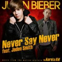 Justin Bieber: Never, just never