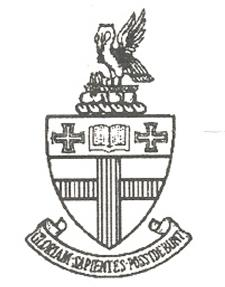 The Arms of Serampore College founded by Ward,...