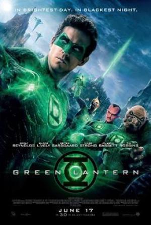 GREEN LANTERN, Zone 6