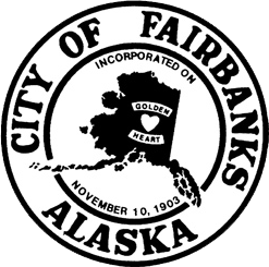 Fairbanks City Seal