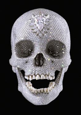 For the Love of God by Damien Hirst (2007)