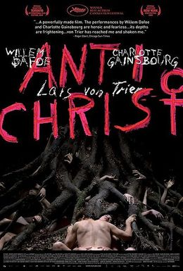 Theatrical Poster for Antichrist (2009)
