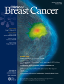 Clinical Breast Cancer