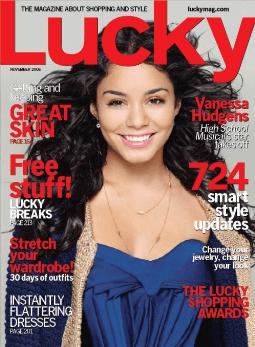 Lucky (magazine)