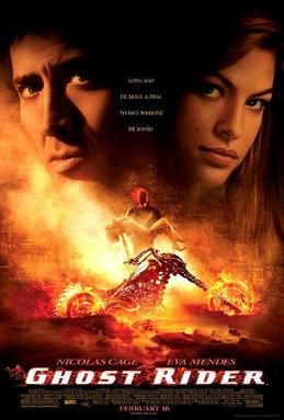 Ghost Rider Theatrical Poster