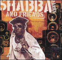 Shabba Ranks & Friends album cover