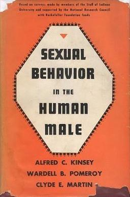 The 1948 first edition of Sexual Behavior in t...