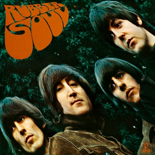 Rubber Soul Album Art