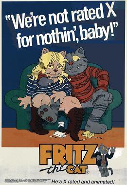 Fritz the Cat (film)
