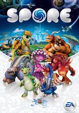 spore game cover