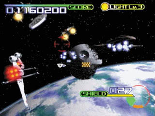 Resultado de imagen para Star Wars Trilogy Arcade