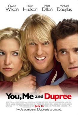 You, Me and Dupree 2006
