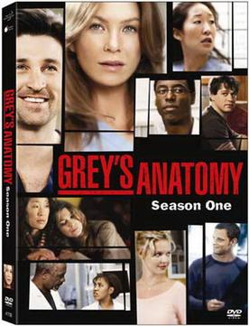 Grey's Anatomy (season 1)