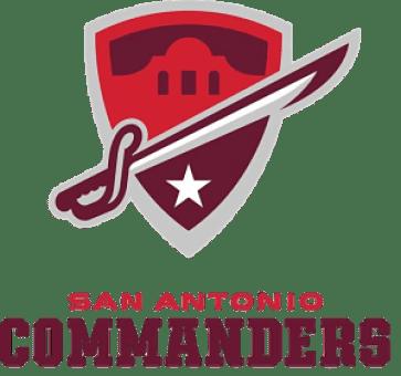 San Antonio Commanders logo