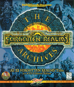 The Forgotten Realms Archives