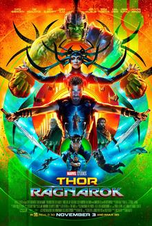 File:Thor Ragnarok poster.jpg shared by medianet.info