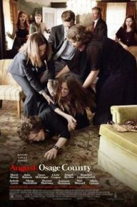 Poster for 2014 drama August: Osage County