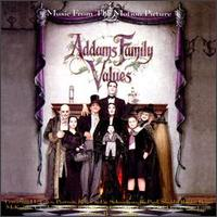 Addams Family Values album cover