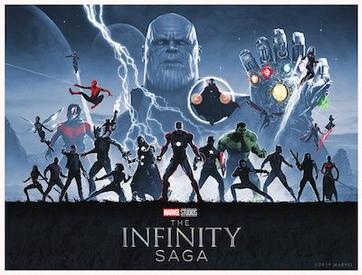 List Of Marvel Cinematic Universe Films - Wikipedia