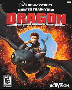 How to Train Your Dragon (video game)