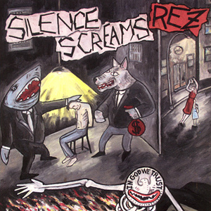 Cover art for Silence Screams (1988)