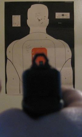 G26wHXST normal target focus