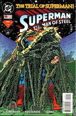 The Trial of Superman