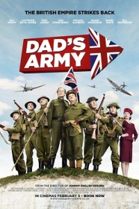 Poster for 2016 nostalgia comedy Dad's Army