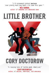 Little Brother (Cory Doctorow novel)