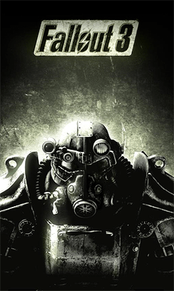 Fallout 3 cover art via Wikipedia