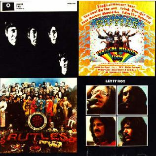 Sampul Album The Rutles (1978)