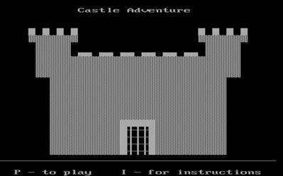 Castle Adventure