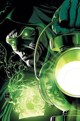 Promotional art for Green Lantern: Rebirth #1 ...